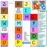 Алфавит - Настольная игра Алфавит