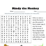 Животные - Прочитай и найди текст,ответь на вопросы