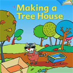Making a tree house