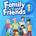 Family and Friends 1 CD2