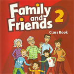 Family and Friends 2 CD