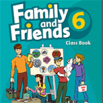 Family and Friends 6 CD