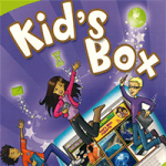 Kid's box 6 CD